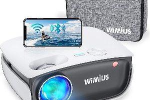 Los mejores proyectores Bluetooth del 2021